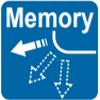 Запоминание положения заслонок
