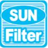 Фотокаталитический моющийся дезодорирующий фильтр