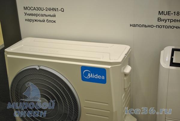 Внешний блок MOBA30U-HN1-Q фото