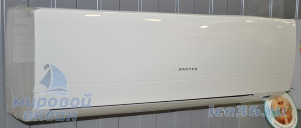 Настенный кондиционер Dantex RK-ENT2 фото