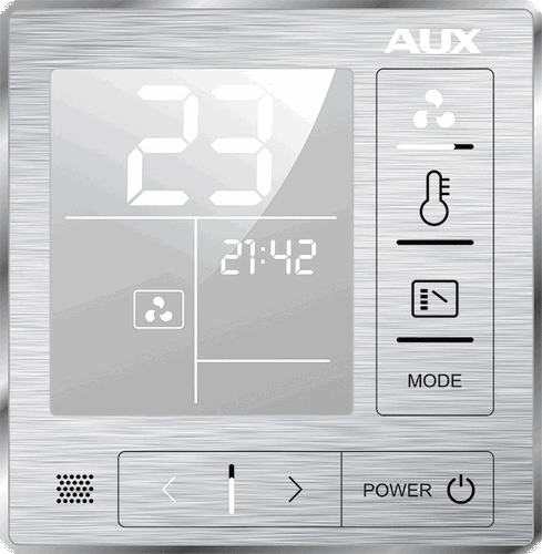 Канальный кондиционер кондиционер AUX ALHD ON-OFF  дисплей
