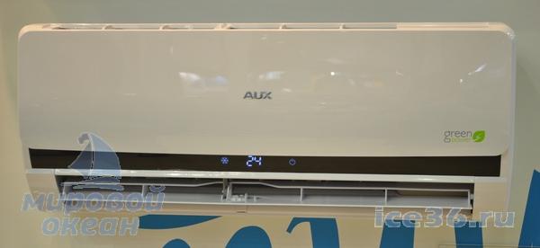 Настенный кондиционер AUX ASW-HA4/LK-700R1 фото