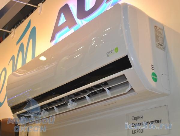Настенный кондиционер AUX ASW-HA4/LK-700R1DI фото