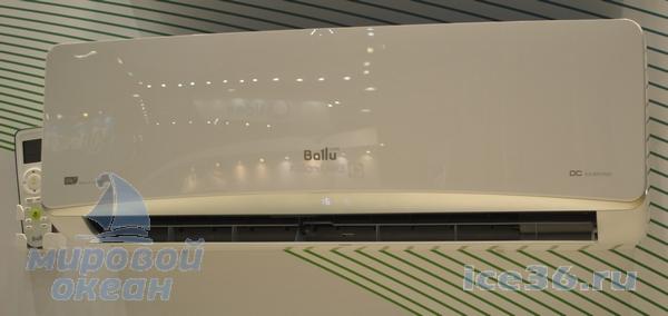 Настенный кондиционер Ballu BSEI-HN1 фото