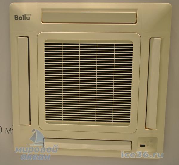 Кассетный кондиционер Ballu BLC-C-HN1 фото