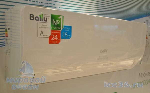 Настенный кондиционер Ballu BSWI-HN1/EP/15Y фото