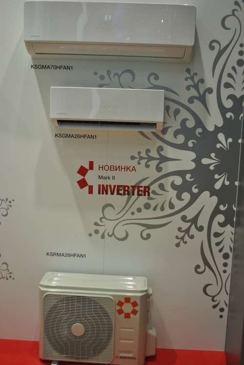 Kentatsu серия MARK II inverter
