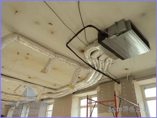 Купить канальный кондиционер в Воронеже