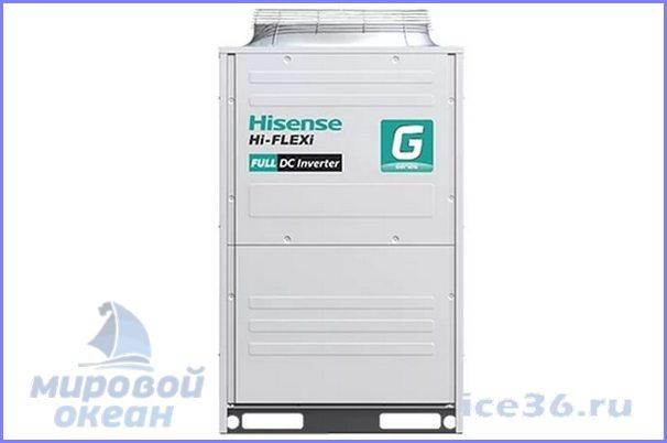 Промышленные модели Hisense