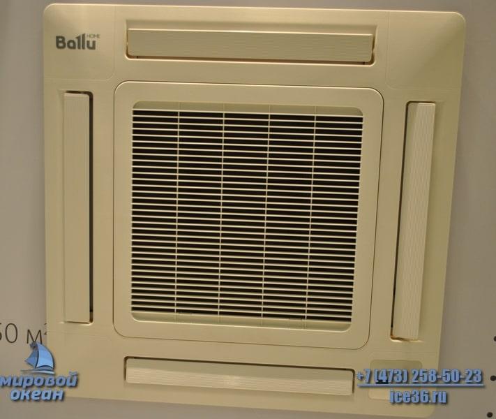 Кассетный кондиционер Ballu BLC_C-12HN1_18Y (compact)