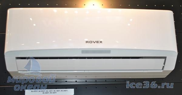 Настенный кондиционер Rovex RS-ST1 фото