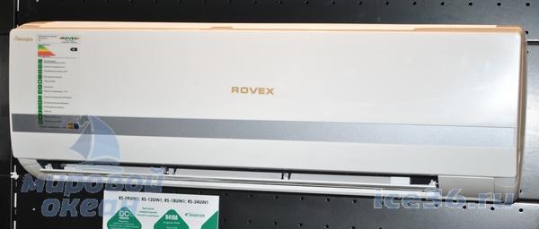 Настенный кондиционер Rovex RS-UIN2 фото