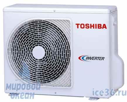 Настенный кондиционер Toshiba RAS-10N3KVR-E  фото внутреннего блока