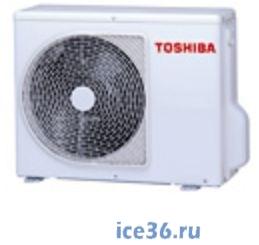Настенный кондиционер Toshiba RAS-07SKP-ES/RAS07SA-ES фото внешнего блока