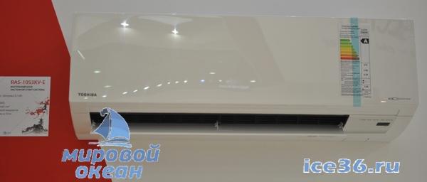 Кондиционер Тошиба серия S3KV внутренний блок фото