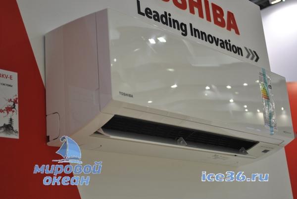 Кондиционер Тошиба серия S3KV фото