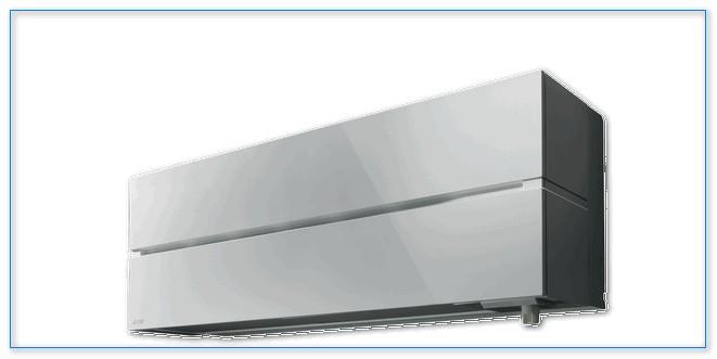 Кондиционер Mitsubishi Electric серия MSZ-LN перламутровый белый