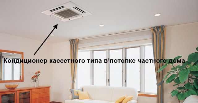 Кондиционеры для частного дома купить в Воронеже