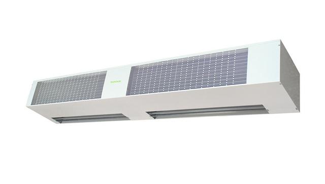 Электрическая тепловая завеса Tropik Line X424E20