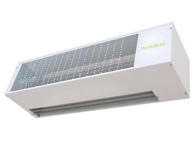 Электрическая тепловая завеса Tropik Line X410E10