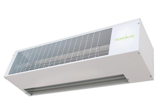 Электрическая тепловая завеса Tropik Line X512E10