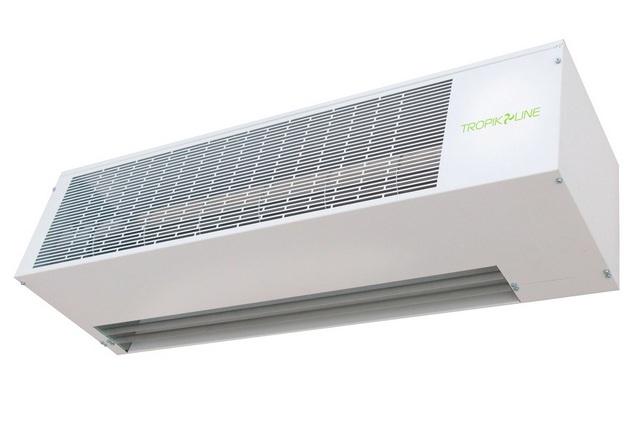Водяная тепловая завеса Tropik Line X525W10 купить