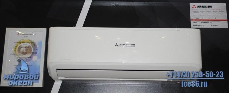 Инверторный кондиционер Mitsubishi Heavy SRK20ZSPR-S/SRC20ZSPR-S