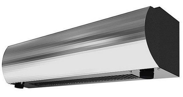 Электрическая тепловая завеса Тепломаш КЭВ-1,5П1123Е