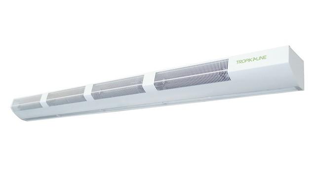 Электрическая тепловая завеса Tropik Line Т-112Е20