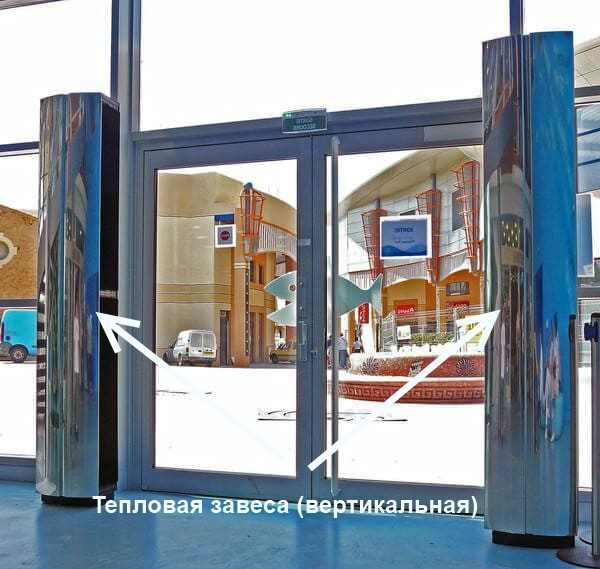 Тепловые завесы в Воронеже интернет-магазин