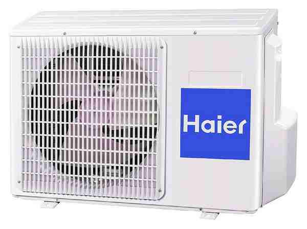 кондиционер Haier (Хаер) серия Tibio фото наружного блока