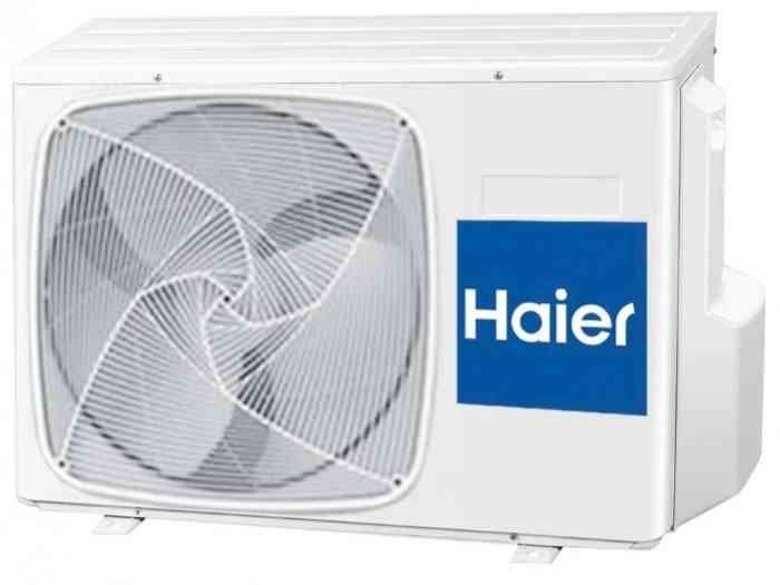 Кондиционер Haier серии lightera DC inverter фото наружного блока