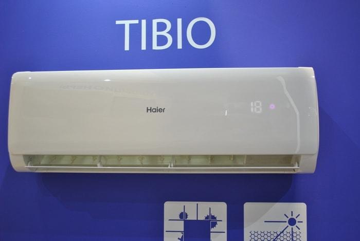 кондиционер Haier (Хаер) серия Tibio фото