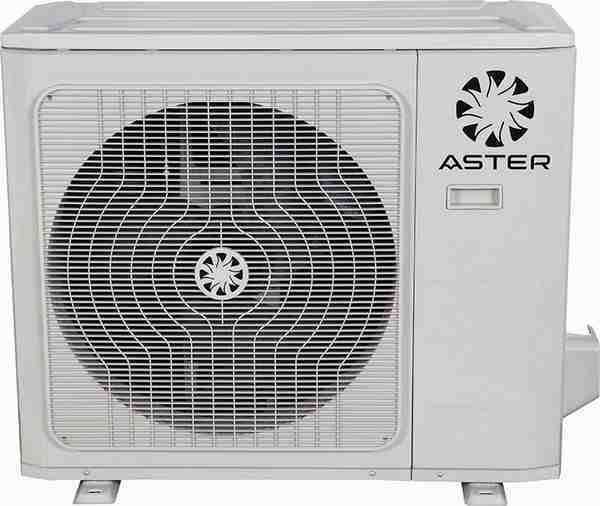Кондиционер ASTER серия AUB_HRN1 фото внешнего блока