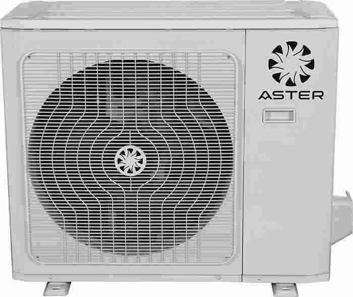 Кондиционер кассетного типа ASTER серия AUT-_HRN1 фото наружного блока