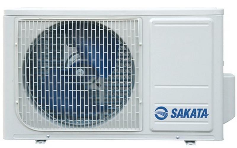 Кондиционер Sakata серия Fusion 3 фото внешнего блока