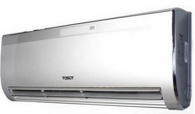 Инверторный кондиционер Tosot T09H-SU1/I-S/T09H-SU1/O