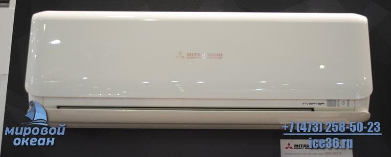 Инверторный кондиционер Mitsubishi Heavy SRK20ZSX-W/SRC20ZSX-S