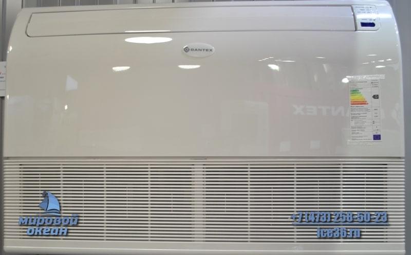 Напольно-потолочный кондиционер Dantex RK-18CHTN/RK-18HTNE-W
