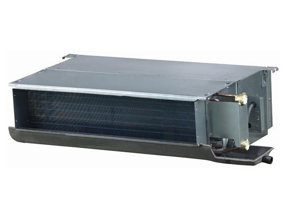 Dantex DF-200-1400T4/L(E) фанкойл низконапорный