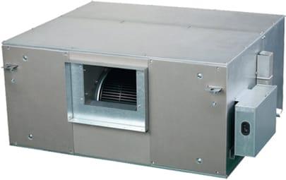 Dantex DF-800-2200T1/L фанкойл высоконапорный