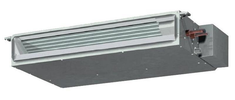 Канальный блок PEFY-VMS1-E c дренажным насосом