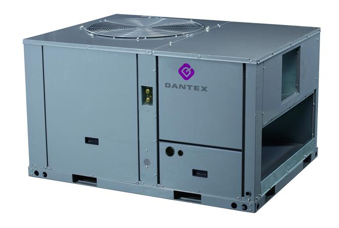 Dantex кондиционеры DR-B062-300HPD/SCF руфтопы